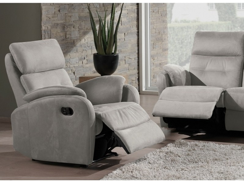 Combien co te un fauteuil relax lectrique ou manuel - Fauteuil relax en tissu ...