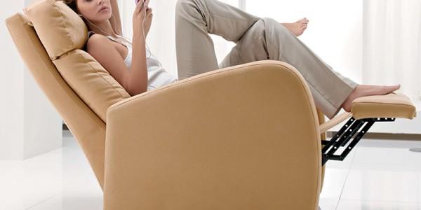 Les bonnes raisons d'avoir un fauteuil relax chez soi