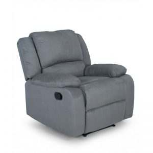 fauteuil relax gris